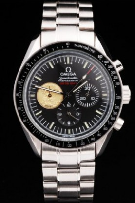 Omega SpeedMaster Professional Gold Apollo 11 Limited Series (om