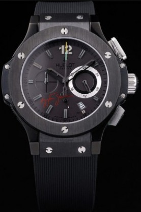 Hublot Big Bang All Black Ayrton Senna (hb41)