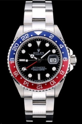 Rolex GMT-Master II repilca watches on sale for Father's Day 2019