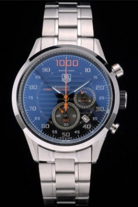 Tag Heuer Mikrotimer Flying 1000 Stainless Steel Silver 7915 (ta
