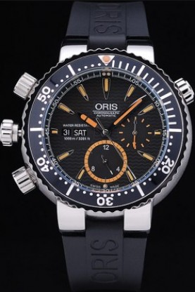 Oris ProDiver Chronograph Carlos Coste Limited Edition or05 (or0