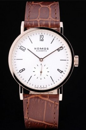 Nomos Glashutte Tangomat Rose Gold Bezel (nm05)