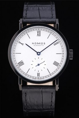 Nomos Glashutte Tangomat Black Ceramic Bezel (nm06)