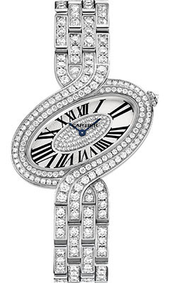 Cartier Delices de Cartier Large White Goldhpi00459