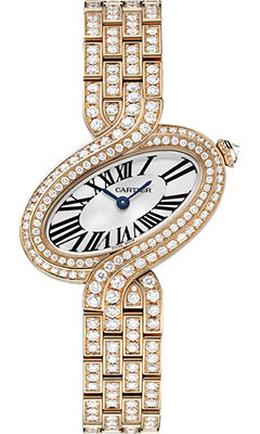 Cartier Delices de Cartier Small Pink Goldhpi00495