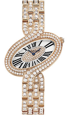 Cartier Delices de Cartier Large Pink Goldhpi00496