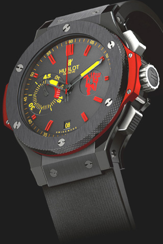 Hublot Red Devil Bang Limited Edition Quartz