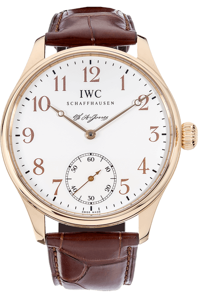 IWC Portugieser F.A. Jones Men's Watch IW544201