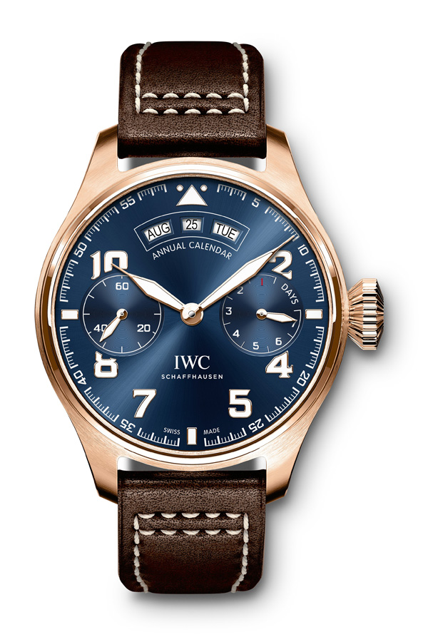 "IWC Big Pilot's Watch Annual Calendar Edition ""Le Petit Prince""IW502701"