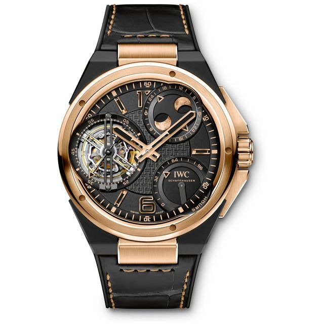 IWC Ingenieur Constant-Force Tourbillon IW5900