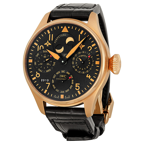 IWC Pilot Big Pilot Perpetual Bucherer Men's Watch IW502635