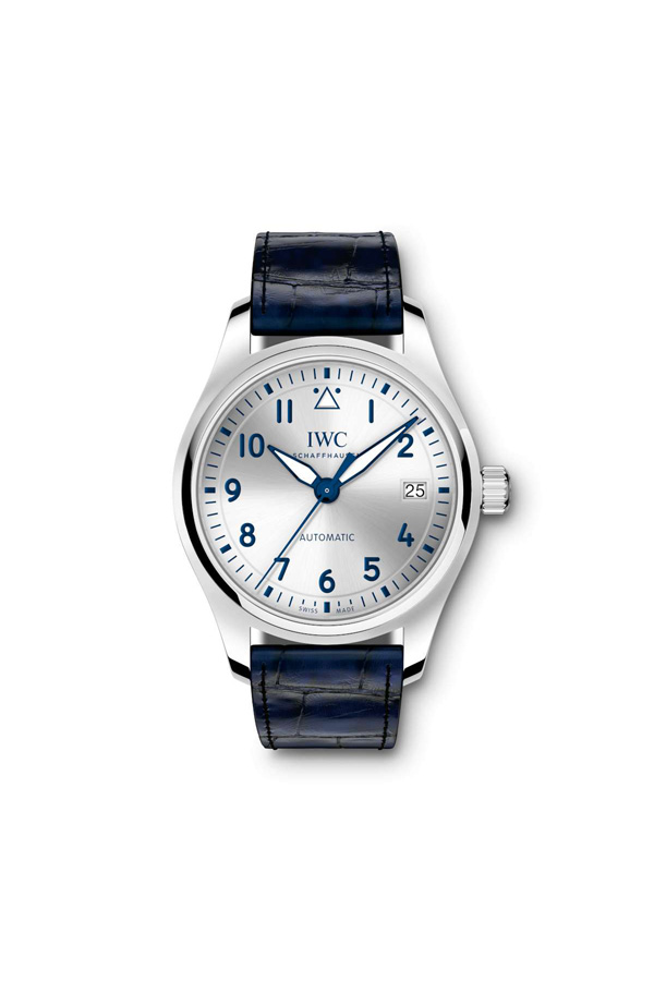 IWC Pilot Automatic Slate Grey Dial Watch IW324003