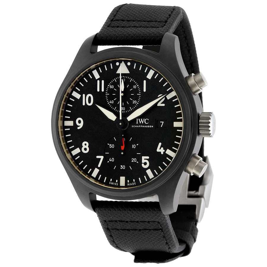 IWC Pilot's Watch Chronograph TOP GUN IW389001