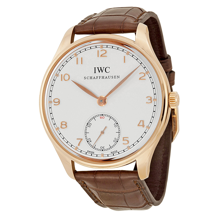 IWC Portuguese Hand Wound Mens Watch IW545409