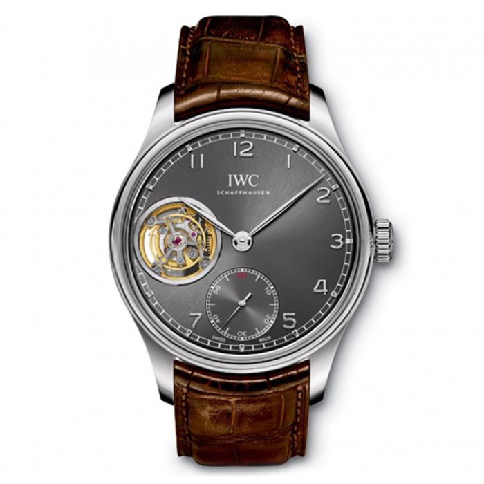 IWC Portugieser Tourbillon Mens Watch IW546301
