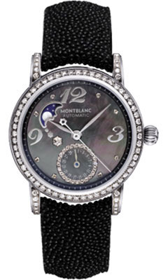 Montblanc Star Lady Automatic Moonphase Diamonds101627