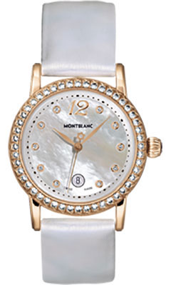 Montblanc Star Gold Mini Diamonds101630