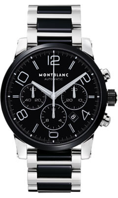replica Montblanc TimeWalker Chronograph Automatic watch for sale