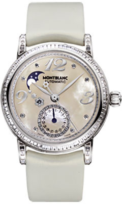 Montblanc Star Lady Automatic Moonphase Diamonds103685