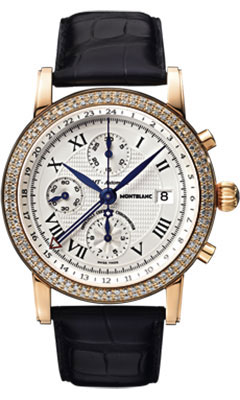 Montblanc Star Gold Chronograph GMT Automatic103686