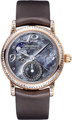Montblanc Star Lady Automatic Moonphase Diamonds103892