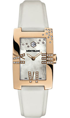 Montblanc Profile Lady Elegance Red Gold104255