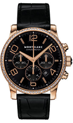 Montblanc Timewalker Diamonds Chronograph Automatic104282