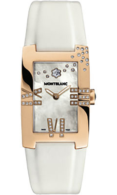 Montblanc Profile Lady Elegance Diamonds104288