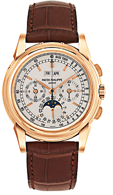 Patek Grand Complications Chronograph Men's Watch 5970R