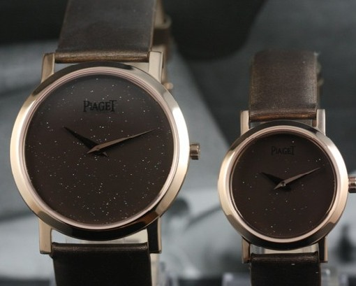 PIAGET replica night sky stars Coupleses