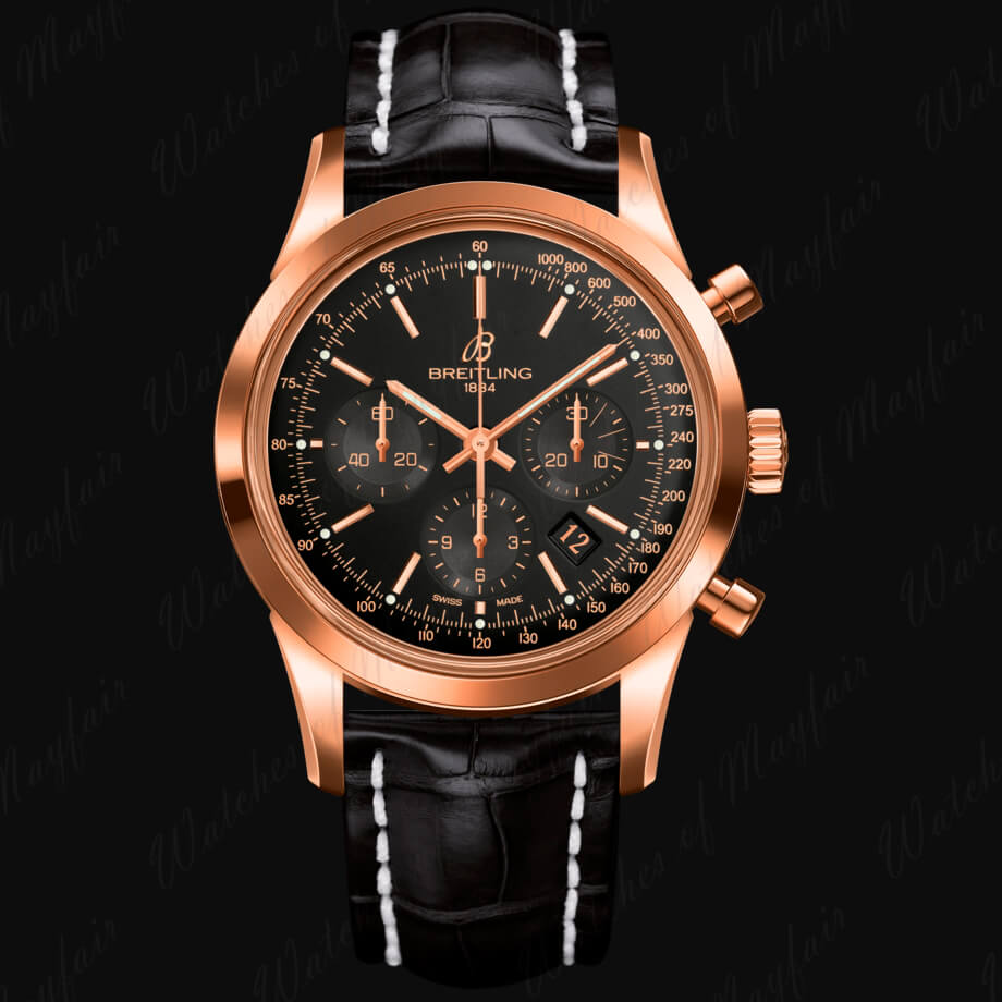 Breitling Transocean Chronograph RB015253.BB16.743P.R20BA.1 Watch