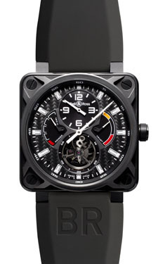 Bell & Ross BR 01 Tourbillon Carbon