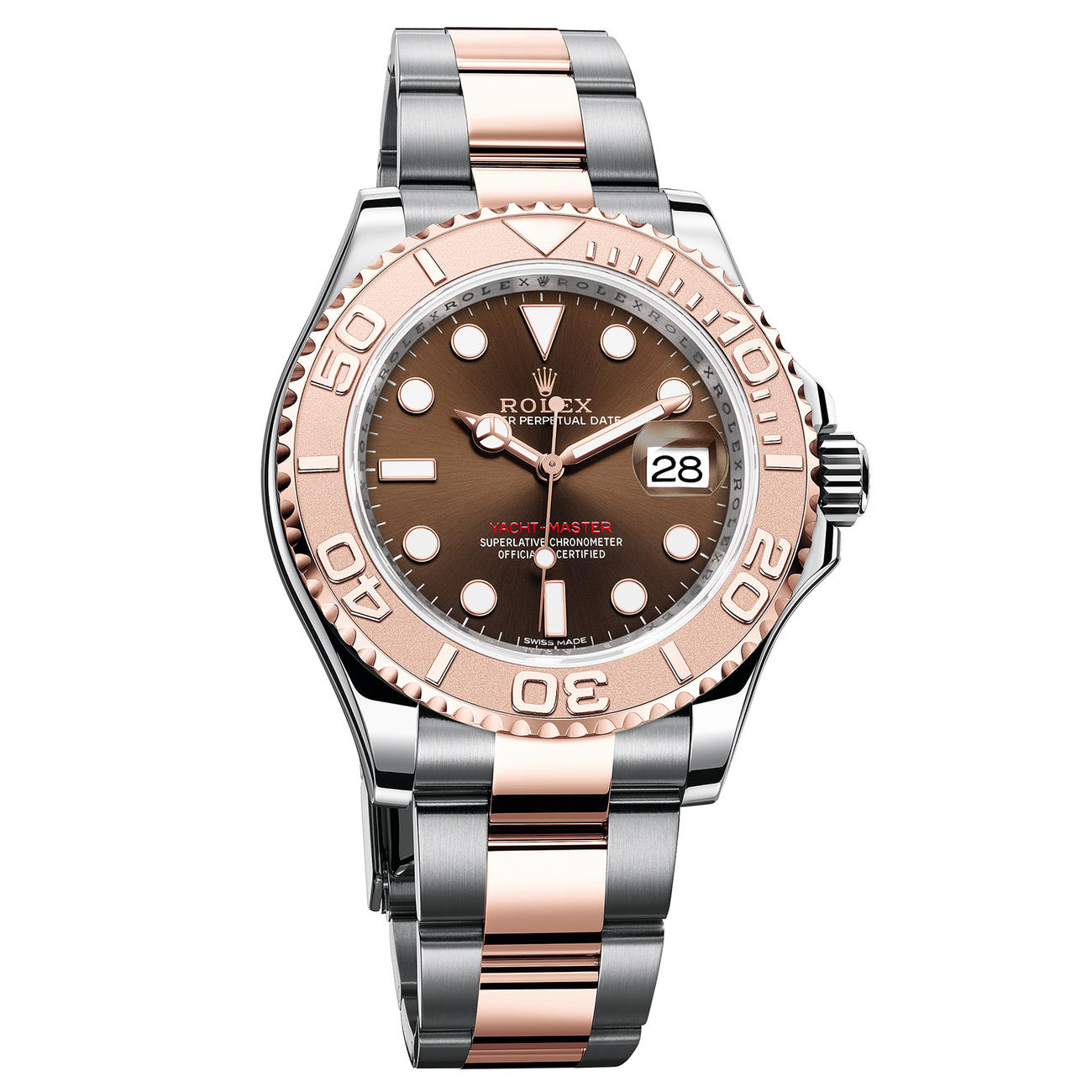 Rolex Yacht-Master Chocolate Dial 116621 replica watch