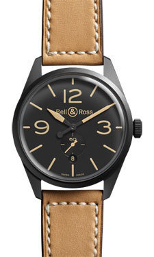 Replica Bell & Ross Vintage Heritage Steel Watches Collection On Sale