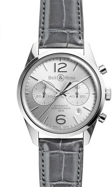 Bell & Ross Vintage BR 126 Chronograph Officer