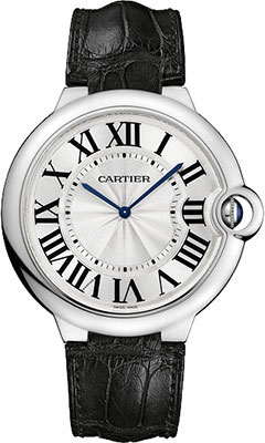 Cartier Ballon Bleu White Goldw6920055