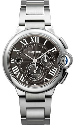 Cartier Ballon Bleu Stainless Steelw6920077