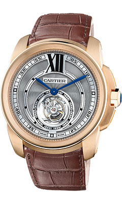 Cartier Calibre de Cartier Flying Tourbillon w7100002