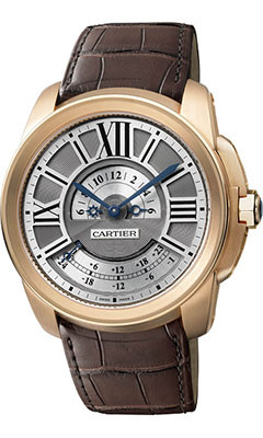 Cartier Calibre de Cartier Multiple Time Zone w7100025