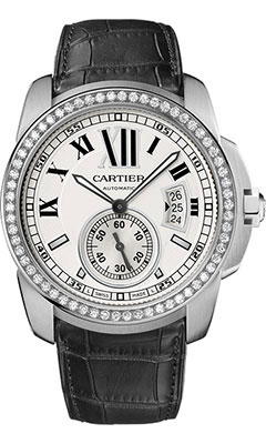 Cartier Calibre de Cartier Automatic Goldwf100003