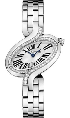 Cartier Delices de Cartier Small White Goldwg800004
