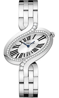 Cartier Delices de Cartier Large White Goldwg800007