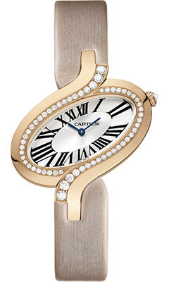Cartier Delices de Cartier Large Pink Goldwg800017
