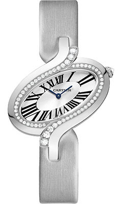Cartier Delices de Cartier Large White Goldwg800018
