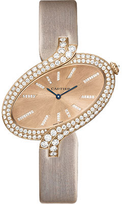 Cartier Delices de Cartier Extra Large Pink Gold wg800020