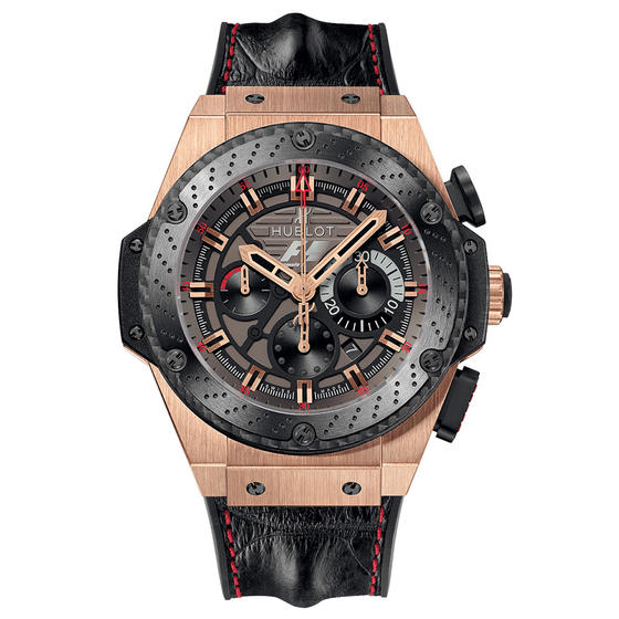 Hublot King Power F1 Great Britain Mens Watch703.OM.6912.HR.FMC1