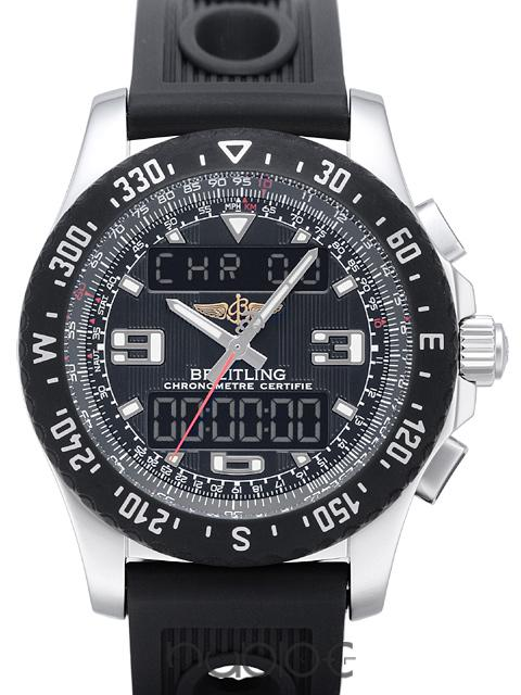 BREITLING Airwolf Raven A784B11ORC