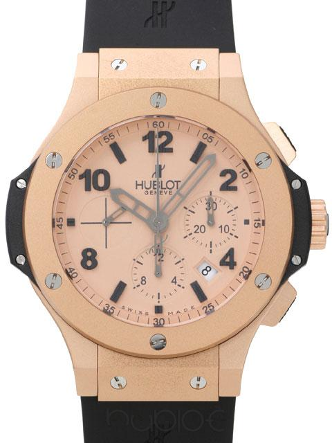 HUBLOT BIG BANG GOLD MATT 301.PI. .500. RX