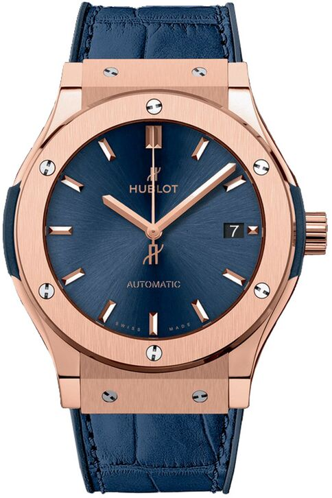 Hublot Classic Fusion Automatic Gold 45mm Watch