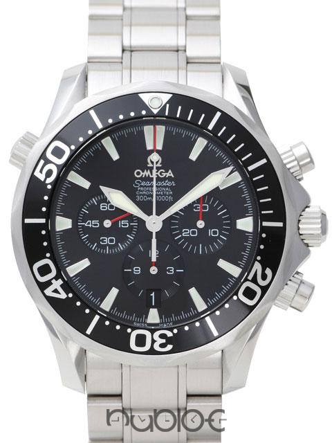OMEGA SEAMASTER COLLECTION CHRONOGRAPH 2594.52